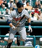 Travis Hafner Cleveland Indians MLB Hologram 8x10 Color Glossy Photo in Mint Condition