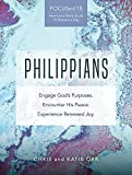 Philippians [Focused15 Study Series]: Engage God's Purposes, Encounter His Peace, Experience Renewed Joy