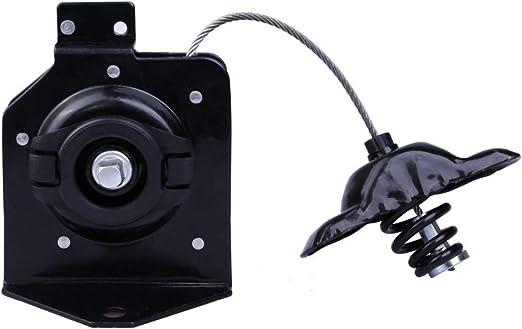 Premium Aftermarket Spare Tire Hoist Carrier Hanger Cable Holder for Silverado /& Sierra