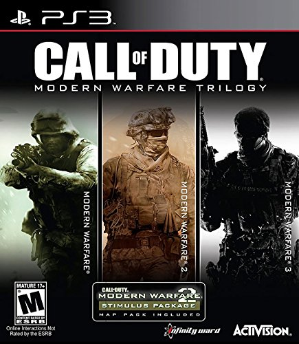 Call of Duty Modern Warfare Collection - PlayStation 3 (Call Of Duty Infinite Warfare Modern Warfare)