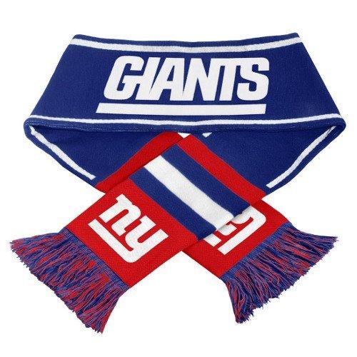 Wordmark Scarf (NFL New York Giants Wordmark Scarf, Blue)