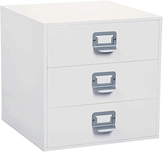 Amazon.com: Ashland Cubo organizador de 3 cajones: Kitchen ...