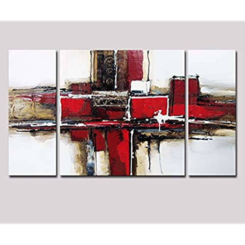 Abstract Large Wall Art for Living Room: Amazon.com