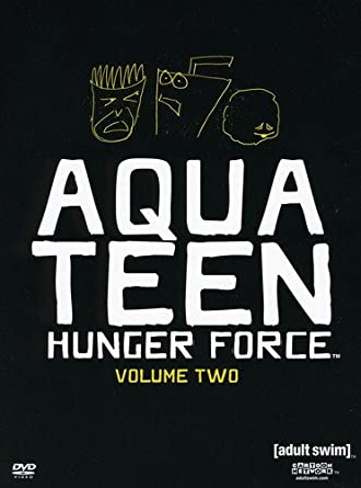 Cybernetic Ghost Of Christmas Past From The Future.Amazon Com Aqua Teen Hunger Force Volume Two Various