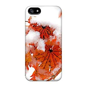 Zheng caseZheng caseNew iphone 4/4s/ Case Cover Casing(frozen Leaves)