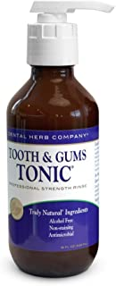 product image for Dental Herb Company - Tooth & Gums Tonic with Dispensing Pump