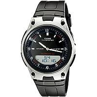 Relógio Masculino Anadigi Casio AW-80-1AVDF - Preto