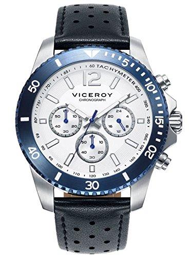WATCH VICEROY 401003-57 MAN CRONOGRAFO