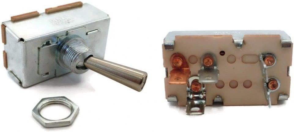 The ROP Shop PTO Switch fits Cub Cadet 1405 1415 1420 1430 1440 1512 1535 1541 1572 1604 1605