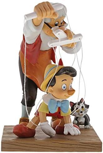 Enchanting Disney - Figura Decorativa, diseño de Escucha con tu corazón,, Talla única: Amazon.es: Hogar