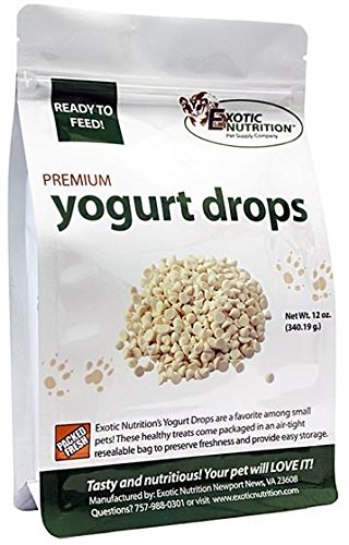 Yogurt Drops 12 oz. - Sugar Glider (Sugar Glider Nutrition)