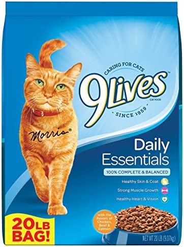 9Lives Daily Essentials Food Large product image