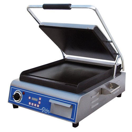 Table Top king GSG14D Deluxe Sandwich Grill with Smooth Plates - 1800W