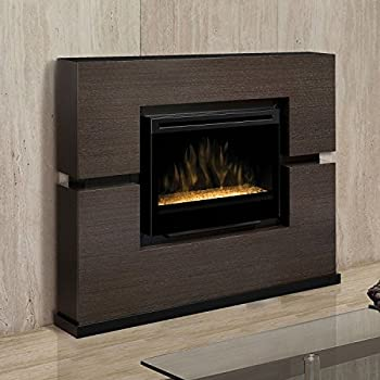 Amazon Com Dimplex Linwood 65 Inch Electric Fireplace