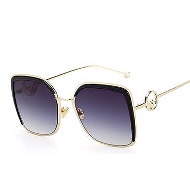 Amazon.com: Gafas de sol de lujo para mujer, estilo vintage ...
