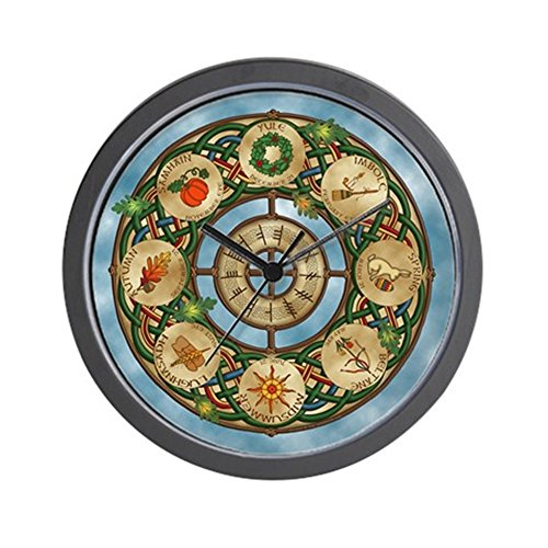 CafePress Celtic Wheel of The Year Unique Decorative 10