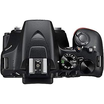 Nikon D3500 DX-Format DSLR Two Lens Kit with AF-P DX Nikkor 18-55mm f/3.5-5.6G VR & AF-P DX Nikkor 70-300mm f/4.5-6.3G… 6