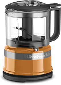 KitchenAid KFC3516TG 3.5 Cup Food Chopper, Tangerine