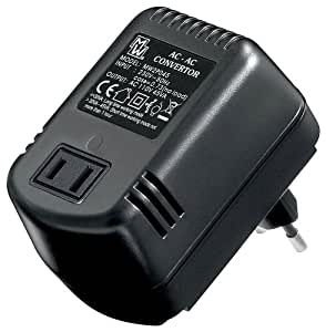 1aTTack MV2P045 - Transformador de alimentación de 45 W, negro