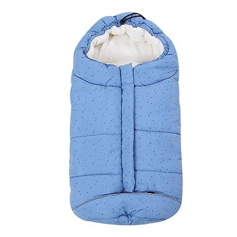 Per Saco de Dormir para Bebés Bolsa de Dormir Multifuncional con Carrito Colchonetas Silla de Paseo