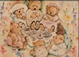 Mary's Bears, Tea Party Picnic, 500 Piece Puzzle