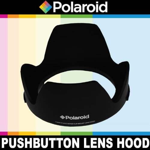 Polaroid Studio Exclusive Pushbutton Mounting