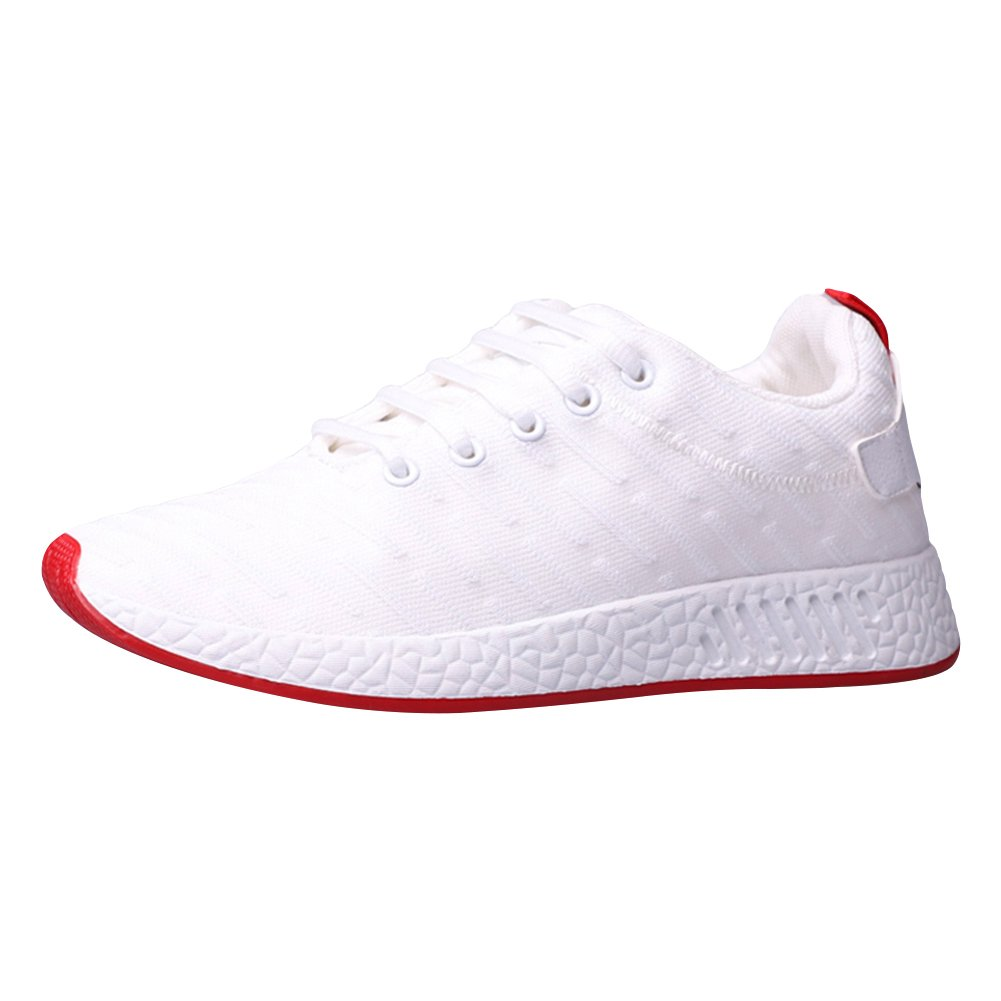 50284674a9 Mens Trainers Lightweight Running Sneakers Lace-Up Athletic Gym Casual Sport  Shoes for Men Fitness Shoes  Amazon.co.uk  Shoes   Bags