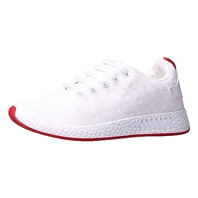 Padcod Zapatos para Correr Zapatos de Deporte en Montaña y Asfalto ...