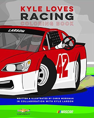 Nascar Coloring Book - TOP 10 Results