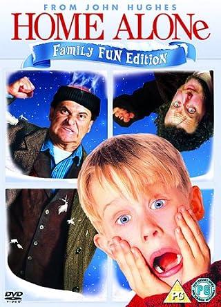 Home Alone Family Fun Edition DVD Amazoncouk Macaulay