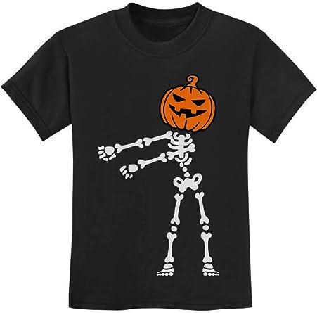 Halloween Sanftes Skelett Shirt Kinder Knochen