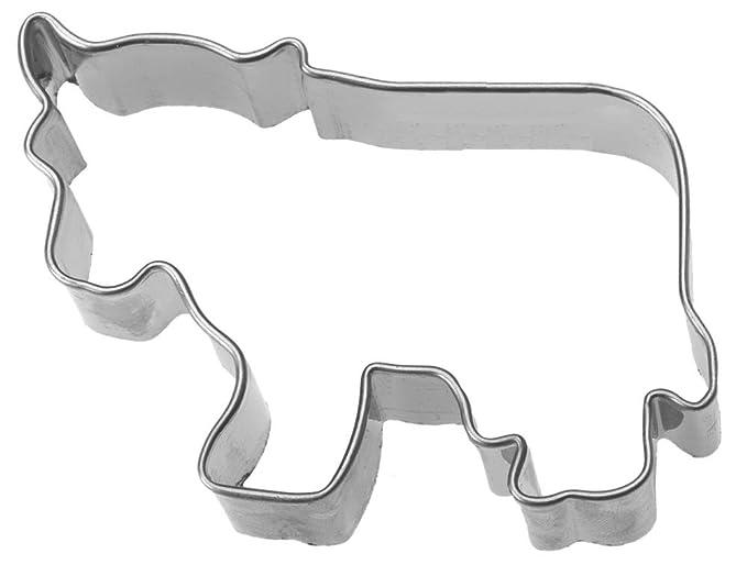 mit Rezept Birkmann 160941 Ausstecher-Set Bauernhof 5-tlg. 5,5-7,5 cm