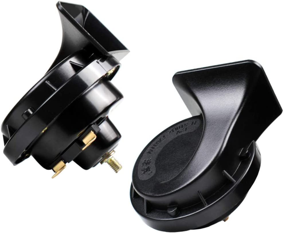 12V UNIVERSAL FIT CAR HORN REPLACEMENT HIGH TONE  Renault TRAFIC VAN