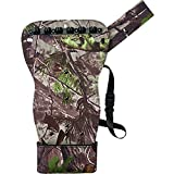 Allen Broadhead Hip Quiver, Holds 6 Arrows, Realtree APG Camo