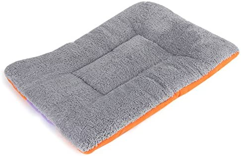 Amazon.com: Cama para mascotas de alfombra de perro lavable ...