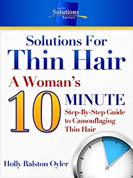 Solutions For Thin Hair (The HRO Solutions Series Book 1) by [Ralston Oyler, Holly]