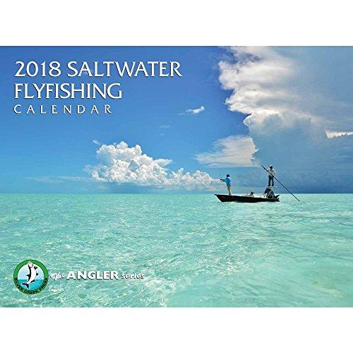 Wholesale 2018 Saltwater Flyfishing Calendar