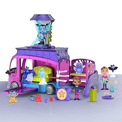 Touring Van - Vampirina Rock N' Jam Touring Van | Toys & Games Vehicles & Remote Control Toys with 1x pcs Putty Slime Toy Gift