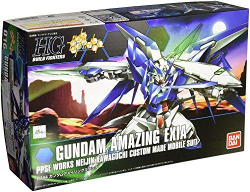 Bandai Hobby #16 HGBF 1/144 Gundam Amazing Exia Gundam Build Fighters Model Kit