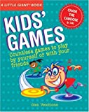 img - for A Little Giant  Book: Kids' Games (Little Giant Books) book / textbook / text book