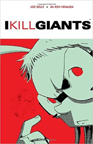 Image result for i kill giants cover