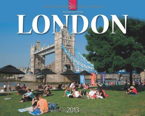 London 2013 - Original Stürtz-Kalender