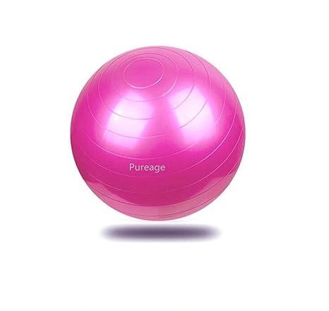 Balón de gimnasia con bomba para la gimnasia el yoga el Pilates y ...