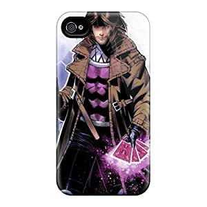 Durable Hard Cell-phone Case For Iphone 4s (bhm4430aGZS) Customized Nice Gambit I4 Pattern