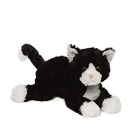 Amazon Com Gund 4061316 14 Sebastian Tuxedo Cat Stuffed Animal