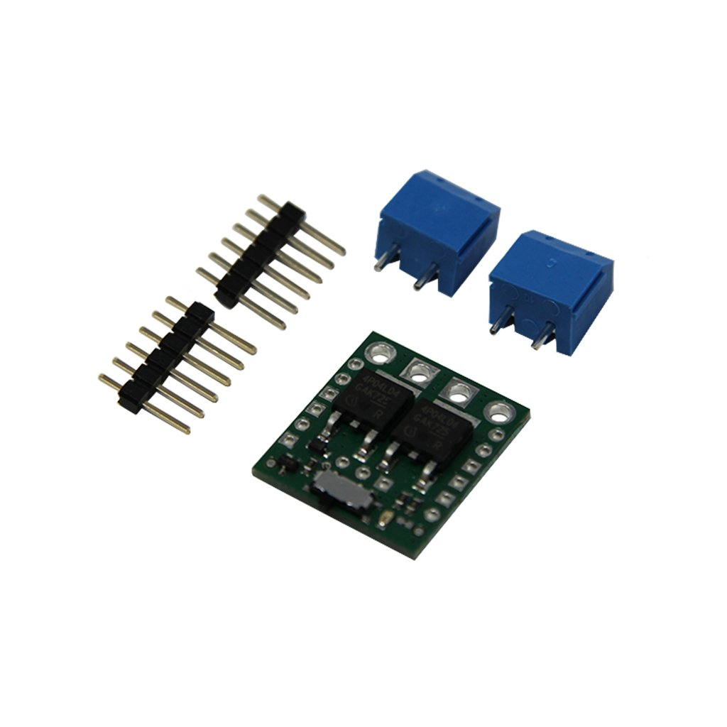 POLOLU-2815 Big MOSFET Slide Switch with Reverse Voltage Protection uk stock