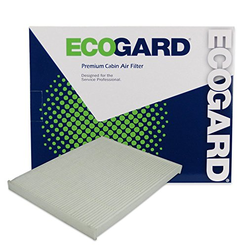 ECOGARD XC10011 Premium Cabin Air Filter Fits Ford Fusion / Lincoln MKZ / Ford Edge / Lincoln MKX, Continental, Navigator