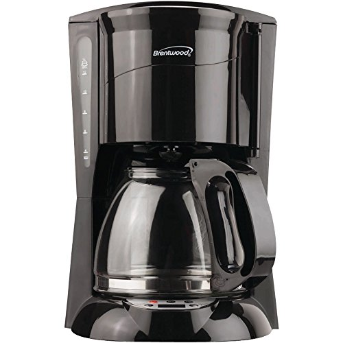 1 - 12-Cup Coffee Maker (Black; Digital), 900W, Auto-shut off when dry, Pause-N-0Serve