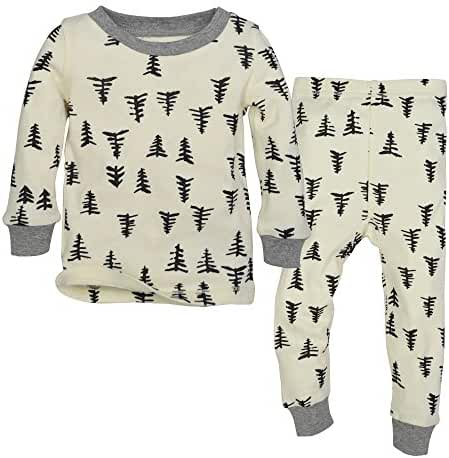 Burt's Bees Baby Baby Organic 2 Piece Pajama Set