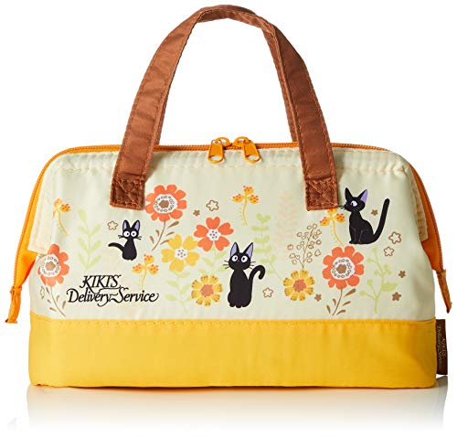 Kiki's Delivery Service Pouch Type Cold Insulation Lunch Bag Bento Cooler Bag with Thermal ()